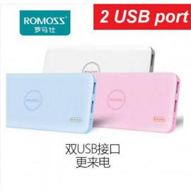 image of ORIGINAL ROMOSS 5000mAh Polymos5 PB05 AIR FAST CHARGING Power Bank