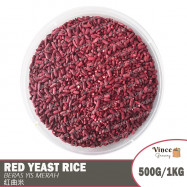 image of Red Yeast Rice | Beras Yis Merah | 红曲米 500G/1KG