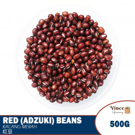 image of Red Beans | Kacang Merah | 红豆 500G