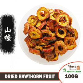 image of Hawthorn Fruit 山楂 100G