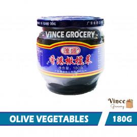 image of Hong Kong Olive Vegetable 香港橄榄菜 180G