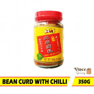 image of Chili Beancurd 大石腐乳 350G