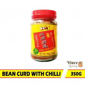 image of Chili Beancurd 大石腐乳 350G