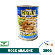 image of MILI Mock Abalone 美丽牌斋鲍鱼 280G