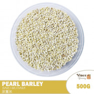image of Pearl Barley   Barli Mutiara   洋薏米 500G