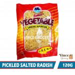 Pickled Salted Radish (Lobak Hancur Masin) 120G