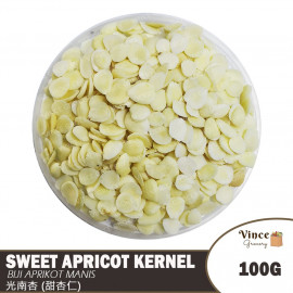 image of Sweet Apricot Kernel 光南杏 100G