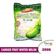 image of SWEET HOME Candied Fruit Winter Melon | 冬瓜糖 250G