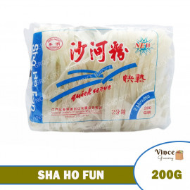 image of Feng Ming Sha Ho Fun (Rice Noodle) 沙河粉 200G