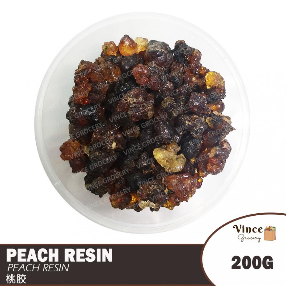 Peach Resin 桃胶 200G