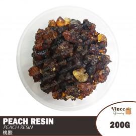 image of Peach Resin 桃胶 200G