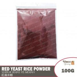 image of Red Yeast Rice Powder | Serbuk Beras Yis Merah | 红曲米粉 100G