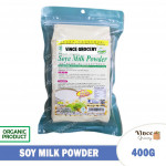 GREEN BIO TECH Soy Milk Powder 有机豆粉 400G