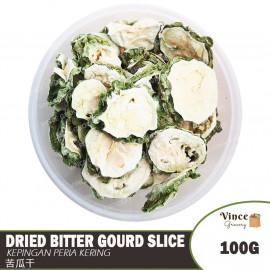 image of Dried Bitter Gourd Slices | Kepingan Peria Kering | 苦瓜干 100G