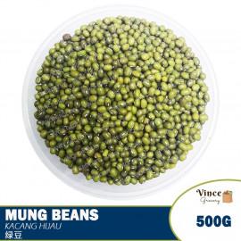 image of Mung (Green) Beans | Kacang Hijau | 绿豆 500G