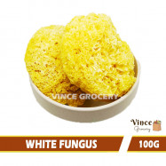 image of Gutian White Fungus 古田银耳 (白木耳) 100G