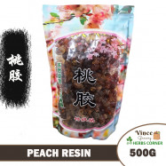 image of Peach Resin 桃胶 500G