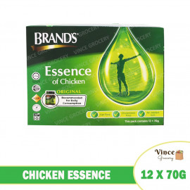image of BRAND'S Chicken Essence Original 12 X 70G