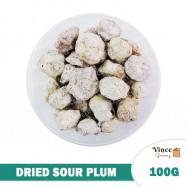 image of Dried Sour Plum 酸梅 100G