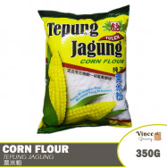 image of KCH Corn Flour   Tepung Jagung   粟米粉 350G
