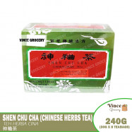 image of Shen Chu Cha (Chinese Herbs Tea) | 神粬茶 30G X 8 Bags