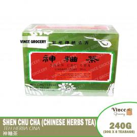 image of Shen Chu Cha (Chinese Herbs Tea) | 神粬茶 30G X 8 Bags