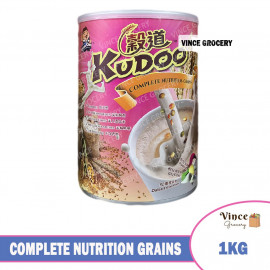 image of UNCLE CHIN Kudoo Complete Nutrition Grains | 谷道 1KG