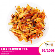 image of Lily Flower Tea 百合花茶 50/100G