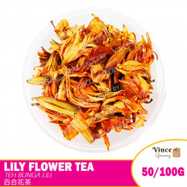 image of Lily Flower Tea 百合花茶 50/100G