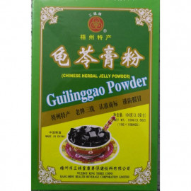 image of THREE COINS BRAND Guilinggao Powder (Chinese Herbal Jelly Powder) | 三钱牌龟苓膏粉 100G