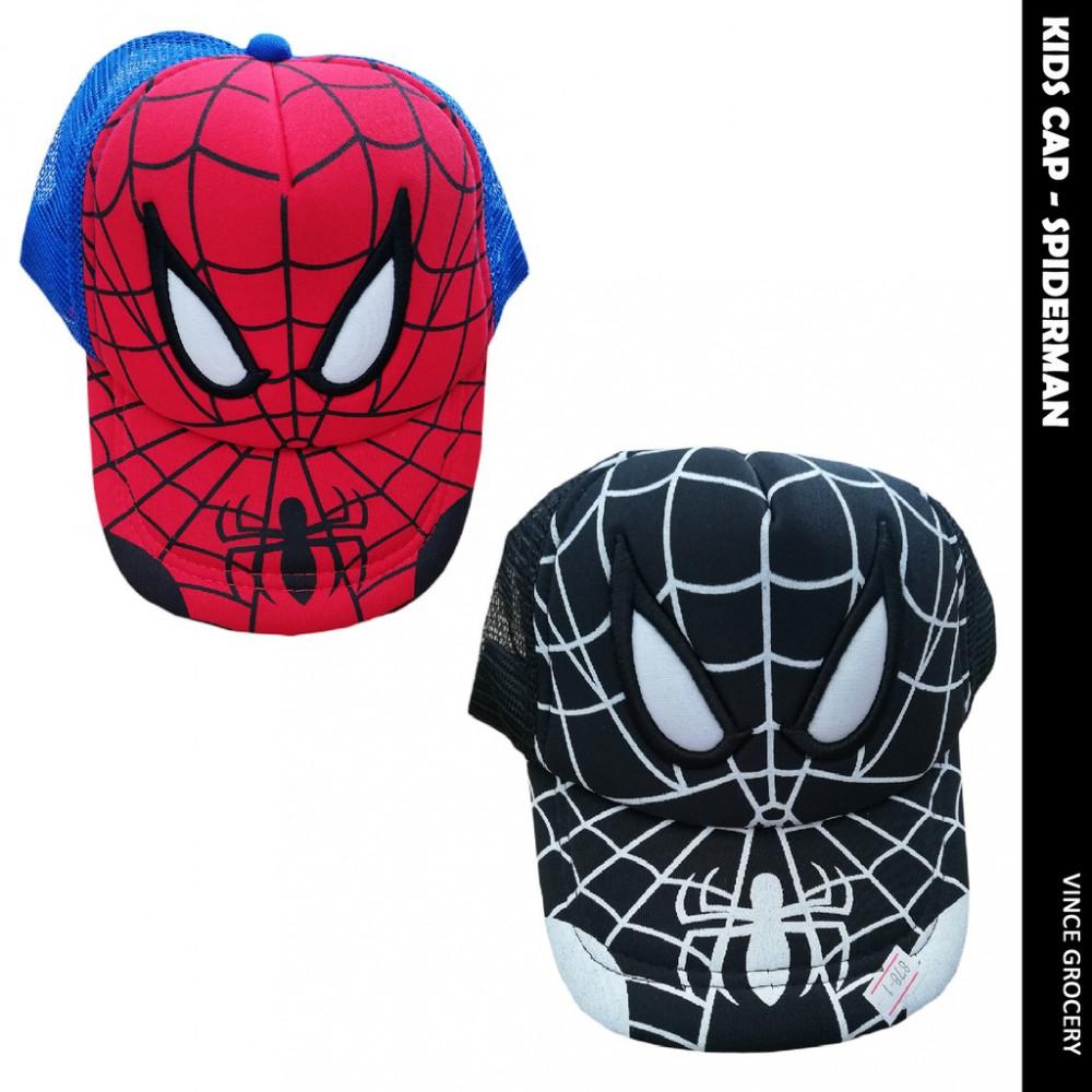Spiderman Kids Baseball Cap