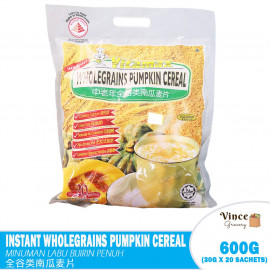 image of VITAMAX Wholegrains Pumpkin Cereal | 中老年全谷类南瓜麦片 30G X 20'S