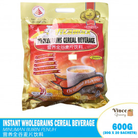 image of VITAMAX Wholegrain Cereal Beverage | 营养全谷麦片饮料 30G X 20'S