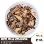 Slice Panax Notoginseng | 田七片 (三七片) 37.5G