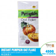 image of HEI HWANG Instant Pumpkin Oat Flake | 黑王南瓜燕麦片 450G