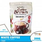 CHEK HUP Coffee Brown | 泽合三合一红糖白咖啡 8s x 25G