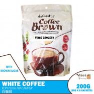 image of CHEK HUP Coffee Brown | 泽合三合一红糖白咖啡 8s x 25G