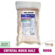 image of GREEN BIO TECH Himalaya Crystal Rock Salt 500G
