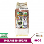 GREEN BIO TECH Unrefined Molasses Sugar 900G