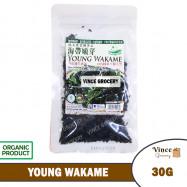 image of GREEN BIO TECH Young Wakame 海带嫩芽 30G