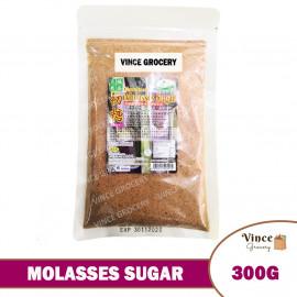 image of GREEN BIO TECH Unrefined Molasses Sugar 初糖 300G
