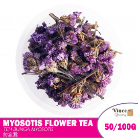 image of Myosotis Flower Tea 勿忘我花茶 50/100G