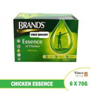 image of BRAND'S Chicken Essence Original 6 x 70G
