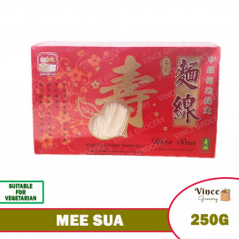 image of SYL Mee Sua (Long Life Wheat Vermicelli) 250G