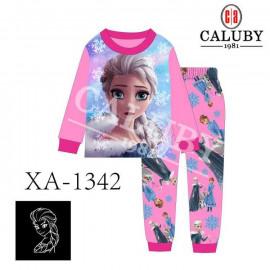 image of Caluby Pyjamas Frozen 2 (Long Sleeves) Kidswear
