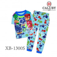 image of Caluby Pyjamas PJMask (Short Sleeves) Kidswear
