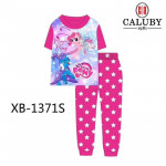 Caluby Pyjamas Pony (Short Sleeves) Sleepwear