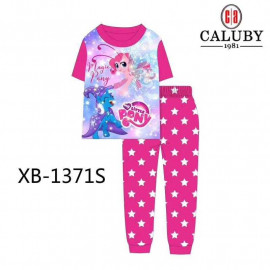 image of Caluby Pyjamas Pony (Short Sleeves) Sleepwear