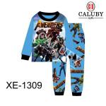 Caluby Pyjamas Avengers (Short Sleeves) Kidswear