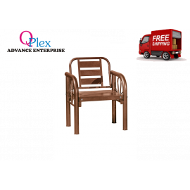 image of METAL SINGLE BENCH CHAIR (FREE SHIPPING)